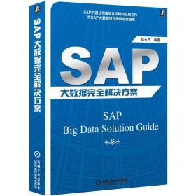 正版SAP大数据完全解决方案