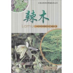 正版云南名特药材种植技术丛书——辣木