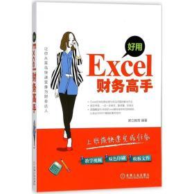 正版好用,Excel财务高手