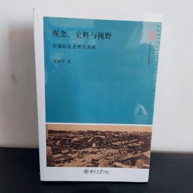 观念、史料与视野:中国社会史研究再探
