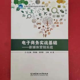电子商务实战基础--新媒体营销实战/电商人才培训系列丛书
