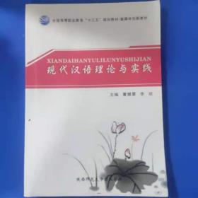 现代汉语理论与实践