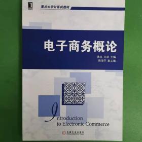 重点大学计算机教材:电子商务概论