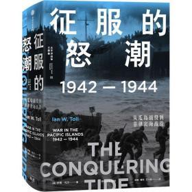 正版征服的怒潮:1942—1944,从瓜岛战役到菲律宾海战役
