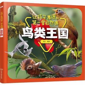 正版让孩子着迷的第一堂自然课 鸟类王国