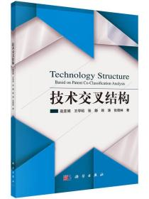技术交叉结构专著Technologystructurebasedonpatentco-classific