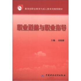 职业道德与职业指导 胡丽娜 著,胡丽娜 编 9787509500910