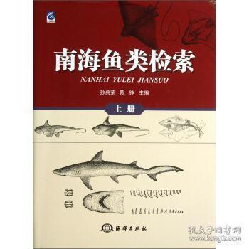 南海鱼类检索(上册) 孙典荣,陈铮 编 9787502784621
