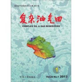 复杂油气田勘探开发文集:复杂油气田(第22卷2013年第1册) 董月