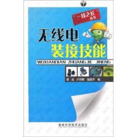一技之长丛书:无线电装接技能 董武,卢津辉,翁锦华