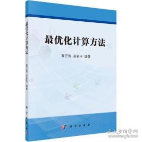 全新图书优化计算方 大中专理科科技综合 黄正海 苗新河