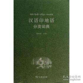全新图书汉语印地语分类词典