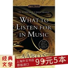 What to Listen for in Music
