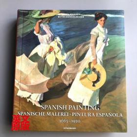 现货 英文原版 panish Painting 西班牙绘画1665-1920 Koenemann