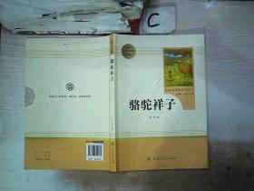 中小学新版教材(部编版)配套课外·阅读 名著阅读课程化丛书 骆