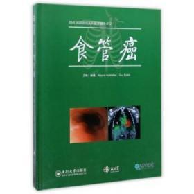 正版 食管癌 中南大学出版社 赫捷 霍夫斯特 埃斯利克 现代医学肿瘤学 治疗指南