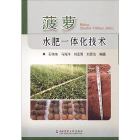 菠萝水肥一体化技术 农业科学 石伟琦 等