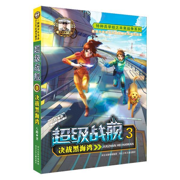 超级战舰(新版)3:决战黑海湾