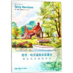 特里·哈里森的水彩课Ⅱ: 描绘风景画的诀窍
