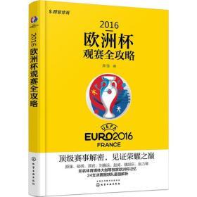 欧洲杯观赛全攻略 体育 颜强  编 新华正版