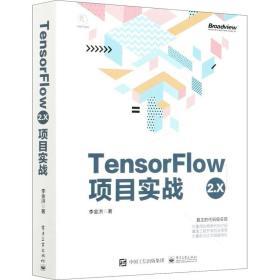 TensorFlow2.X项目实战
