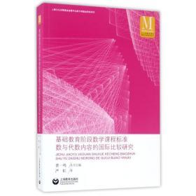 基础教育阶段数学课程标准数与代数内容的国际比较研究