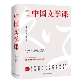 中国文学课(全2册) 杂文 陈思和 等 新华正版