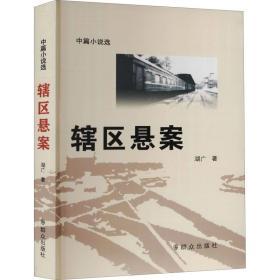 辖区悬案 中国科幻,侦探小说 湖广 新华正版