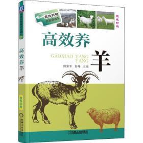 高效养羊 养殖 编者:熊家军//肖峰 新华正版