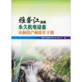 雅砻江流域永久机电设备达标投产标准化手册
