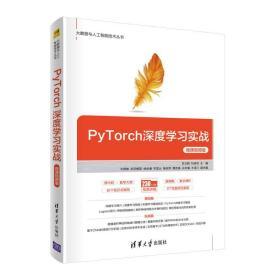 PyTorch深度学习实战-微课视频版