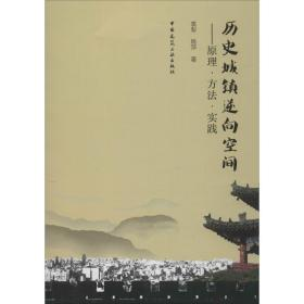 历史城镇逆向空间——·方·实践 建筑设计 袁犁,姚萍 新华正版
