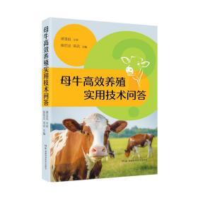 母牛高效养殖实用技术问答 养殖 张佰忠 新华正版