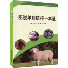 图说羊病防控一本通 羊病羊传染病等防控技术,羊的免疫接种,席克奇 辛峰 何宇喜主编,中国农业科学技术出版社 9787511649478