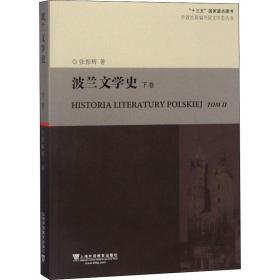 外教社新编外国文学史丛书:波兰文学史(下卷)