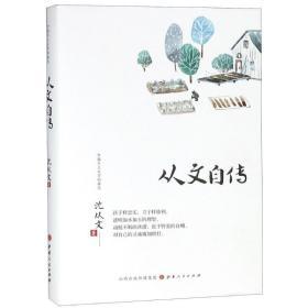 从文自传 沈从文 著 中国名人传记名人名言 综合