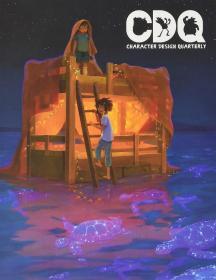 现货英文原版 CDQ 角色设计季刊16 Character Design Quarterly16