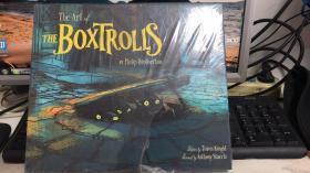 [英文原版]Art of The Boxtrolls 盒子怪设定集/Chronicle Books