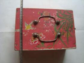 梳妆盒  木质