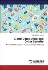 预订 Cloud Computing and Cyber Security
