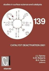 预订Catalyst Deactivation 2001