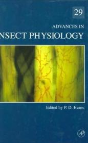 预订Advances in Insect Physiology