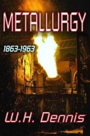 预订Metallurgy, 1863-1963
