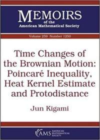 预订Time Changes of the Brownian Motion