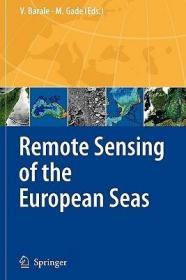 预订Remote Sensing of the European Seas