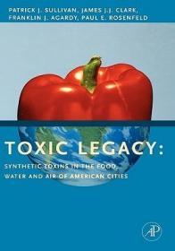 预订Toxic Legacy