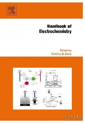 预订 高被引图书Handbook of Electrochemistry