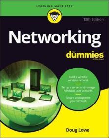 预订Networking for Dummies