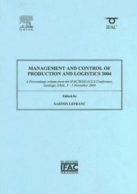 预订Management and Control of Production and Logistics 2004