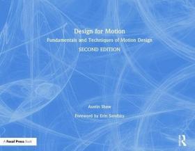 预订Design for Motion: Fundamentals and Techniques of Motion Design
